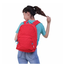 Exsport Backpack Norah Bubble Gum - Red