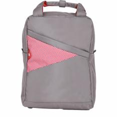 Exsport Simodei Backpack - Grey Red