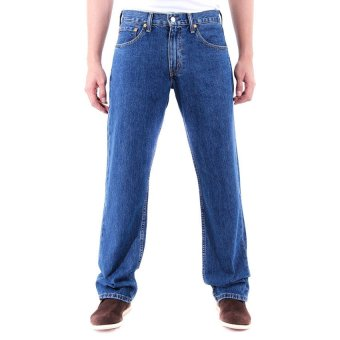 FG Clothing Celana Jeans Pria - Biru Muda   Lazada Indonesia
