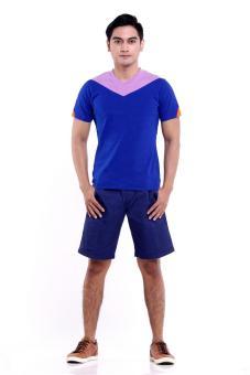 Five Oceans Vince (Blue Japan) Men Shirt / Baju Pria