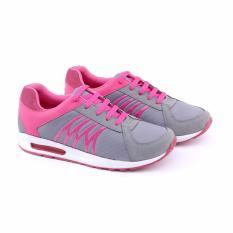 Garucci Sepatu Running Sport Olahraga Wanita / Women Running Sport Shoes - Bahan Synth - GLT