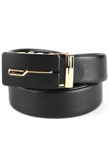 Genuine Head Layer Cowhide Men's Metal Buckle Belt Men's Leather Automatic Belt
