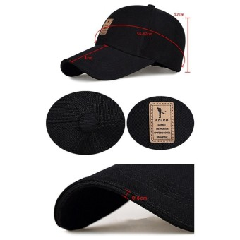 Bandingkan Toko Golf LOGO Katun Topi Bisbol Olahraga Golf Bertali Belakang  Luar Ruangan Sederhana Polos Topi ee0eb1c10f