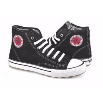 Golfer Gf.3801 Sepatu Sneaker Casual/Sekolah Anak Laki-Laki-Canvas-