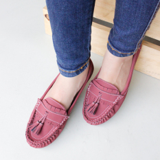 Gratica Loafers IS09 - Maroon