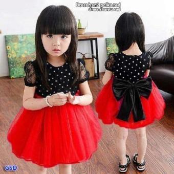 GSD-Dress Pesta anak / Baju Anak Cewek / Dress Pesta Anak / Dress Shan