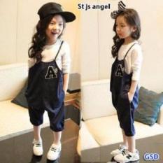 GSD-Setelan Jumpsuit Anak Cewe-Set Jp Angel