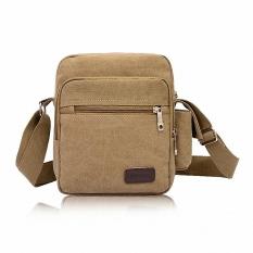 Hot Sell Men Messenger Bags High Quality Men's Travel Bag Male Shoulder Bag Classical Design Men's Canvas Bags Wholesale LI-889 - Intl