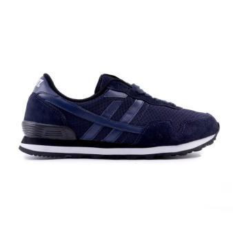 HRCN - Jual Sepatu Olahraga / Sport / Running Pria - H 5019 | BAHAN : CANVAS | WARNA : BIR