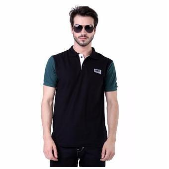 HRCN Kaos Polo Shirt Pria / Kaos Casual Pria H 0075 HTM