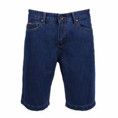 Hush Puppies Celana Pendek Jeans Pria Verde - Biru