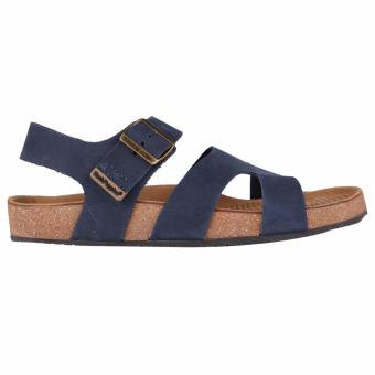 HUSH PUPPIES MENS SANDALS CORKAZON 2-SLING BACK KJ72553NV Navy