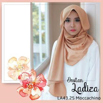 ... Montaza Hijab Jilbab Instan Syari Coklat Kerudung Geblus Syari Source Jilbab Pashmina Instan Lipit Kerudung