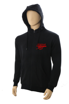 IndoClothing Zipper Hoodie Arsenal - Z01