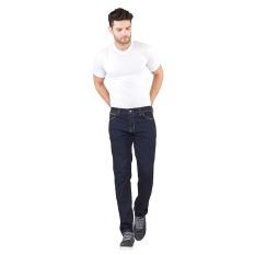 Inficlo Celana Panjang Pria Bahan Jeans Stretch - SLX 517