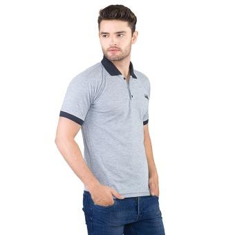 Inficlo Pakaian Kaos Berkerah Pria Bahan Lacoste - SFC 169