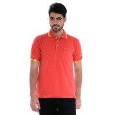 Jack Nicklaus Universal Polo Shirt - Burntsnrd - Merah