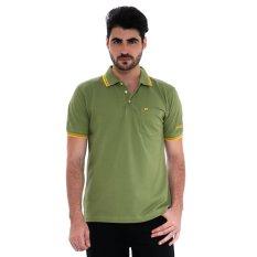 Jack Nicklaus Universal Polo Shirt - Iguanagrn - Hijau