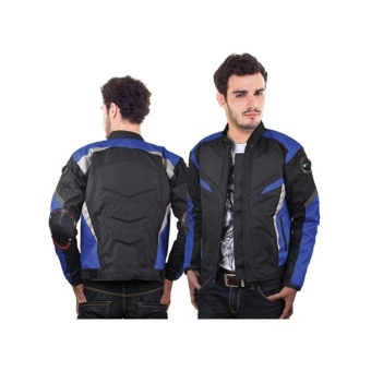 Java Seven Jaket Touring North Rock JML 230 - Hitam