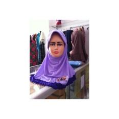 Jilbab Anak TK / Kerudung Anak TK / Jilbab Anak