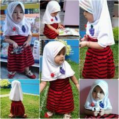 Jilbab Kerudung Anak Rifara Kids Khadijah S