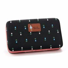 Jims Honey - Best Seller Wallet Import - Lady Wallet (Black)