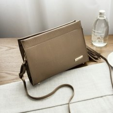 Jims Honey - Import Bag - New Coco Clutch (Brown)