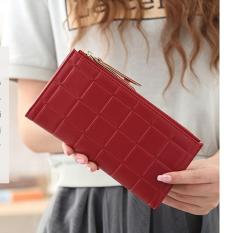 Jims Honey - New Arrivals Import Wallet - Alice Wallet (Maroon)