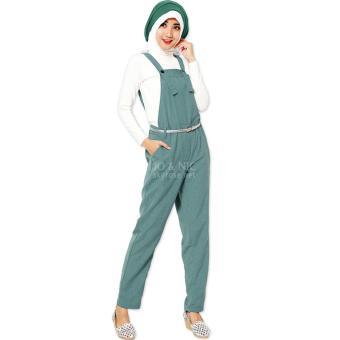 Dress Baju Kodok Wanita Annie Overall Peach Katun Cantik Update Source · Daftar Harga Baju Kodok