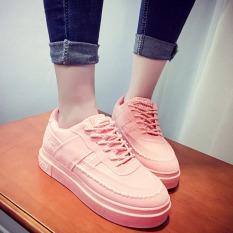 JOY Woman's Platform Shoes Pink