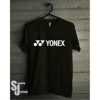 Kaos Tshirt Baju Combed 30S Distro Yonex Badminton Bulutangkis - Uufvnn