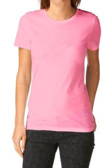 KaosYES Kaos T-Shirt O-Neck LADIES - Pink