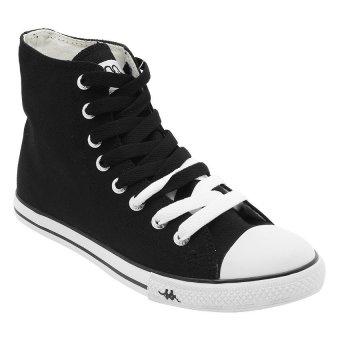 Kappa K11BFC917 Simple Hi Sneakers - Black-White