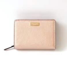 Kate Spade Cara Newbury Lane Wallet (Rose Gold)