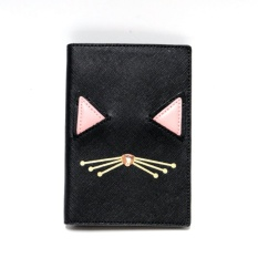 Kate Spade Cat Jazz Things Up Passport Holder