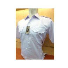 Kemeja Putih PNS, Baju Putih PNS, Seragam Putih PNS, Kemeja Putih Pendek