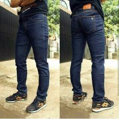 KERAK STORE Celana Jeans Pria Premium ( NAVY )