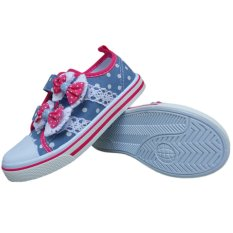 Kipper Type KP-100 Sepatu Anak Perempuan - Biru
