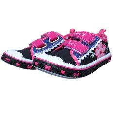Kipper Type KP 101 Sepatu Anak Perempuan - Hitam