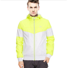Korean Style Thin Section Of Youth Sports Jacket Outdoor Leisure Hooded Jacket Couple Models
