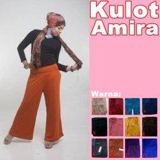 Kulot Amira Warna Cokelat Tua