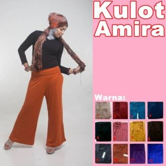Kulot Amira Warna Turkish