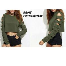 Labelledesign Ferra Top - Army