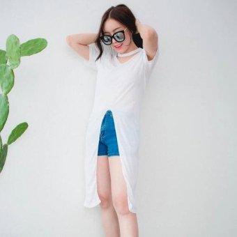 Labelledesign Fiya Dress - White