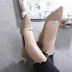 Labelledesign Sepatu Wanita MUTIARA ELSA MOCCA