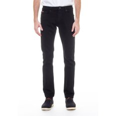 Lee Cooper Jeans Pria Slim Fit Black Lc 114
