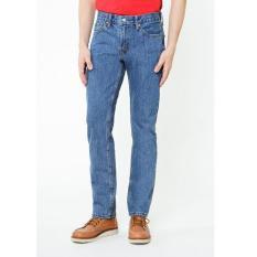 Levi's 511 Slim Fit - Mid Stonewash