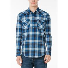 Levi's Classic Western Shirt - Dress Blues