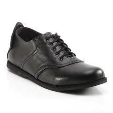 Lokal Brand Headway Footwear Dream Hitam