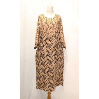 Longdress Batik Print LPT001-21A
